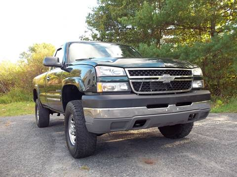 2007 Chevrolet Silverado 2500HD Classic for sale in West Bridgewater, MA