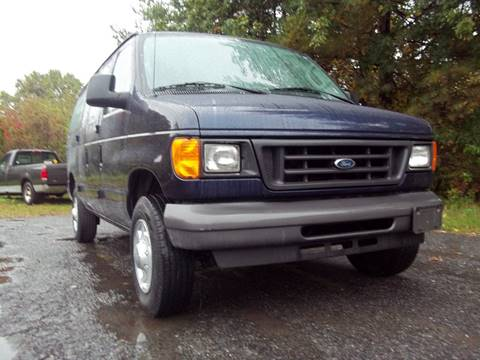 2005 Ford E-Series Wagon for sale in West Bridgewater, MA