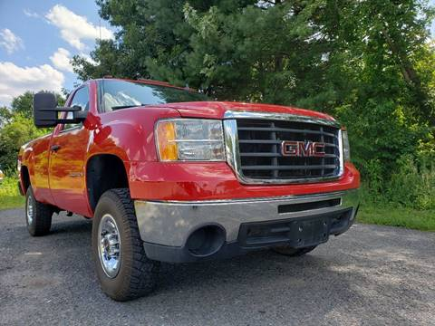 2009 GMC Sierra 2500HD for sale in West Bridgewater, MA