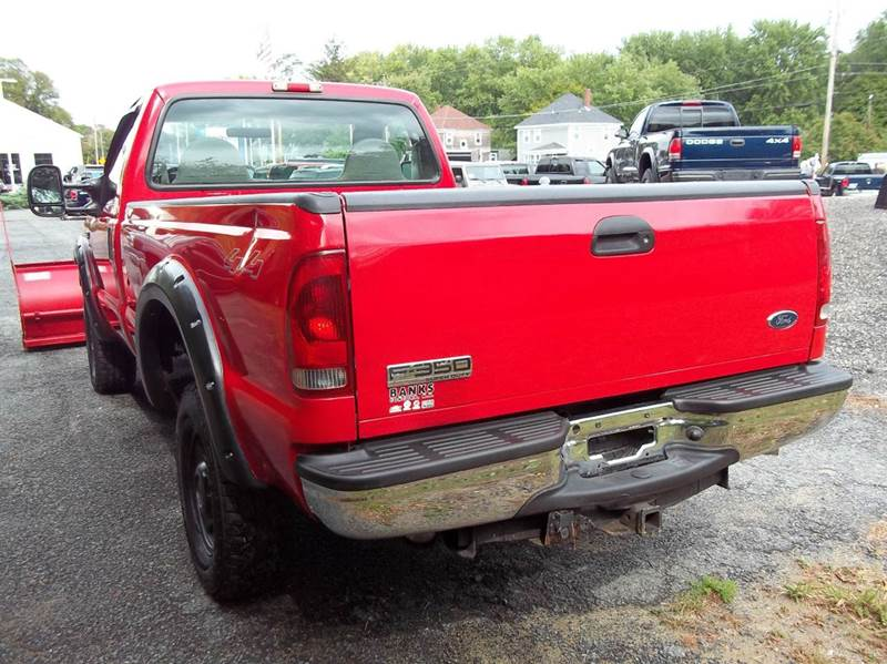 2006 Ford F-350 Super Duty XL 2dr Regular Cab 4WD LB - West Bridgewater MA