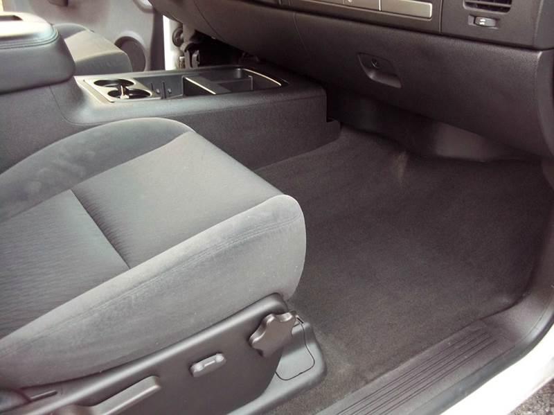 2008 Chevrolet Silverado 1500 4WD LT1 4dr Extended Cab 6.5 ft. SB - West Bridgewater MA