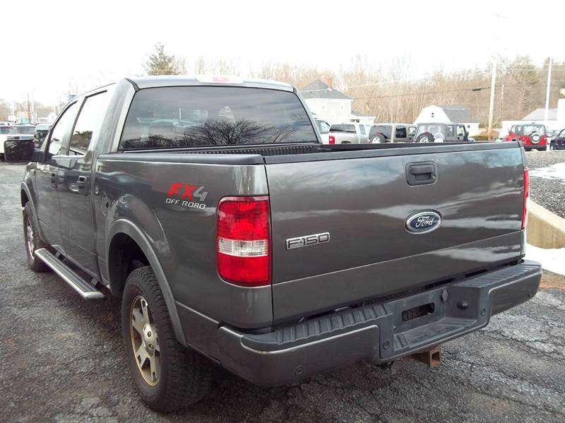 2005 Ford F-150 4dr SuperCrew FX4 4WD Styleside 5.5 ft. SB - West Bridgewater MA