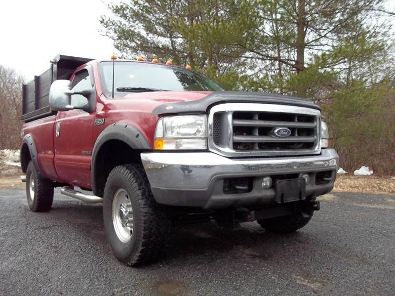 2003 Ford F-350 Super Duty for sale at Jacob's Auto Sales Inc in West Bridgewater MA
