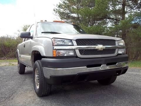 2004 Chevrolet Silverado 2500HD for sale in West Bridgewater, MA