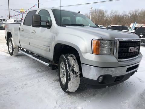 2011 GMC Sierra 2500HD for sale in Grand Rapids, MI