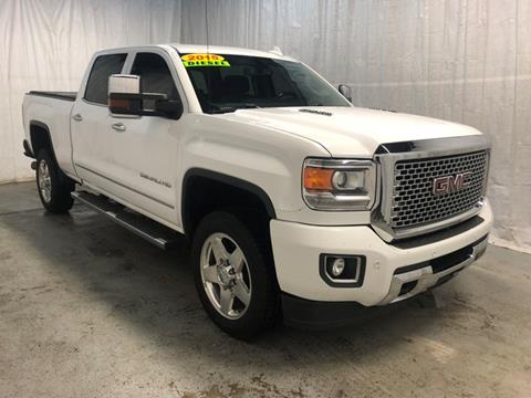 2015 GMC Sierra 2500HD for sale in Grand Rapids, MI