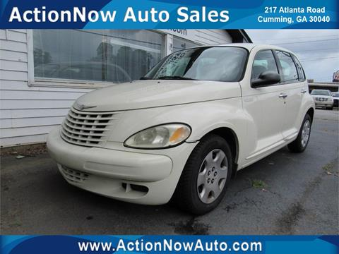 2004 Chrysler PT Cruiser for sale in Cumming, GA