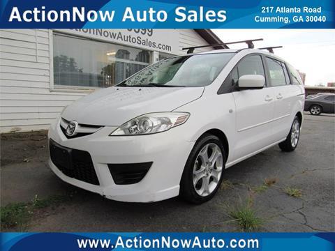 2009 Mazda MAZDA5 for sale in Cumming, GA