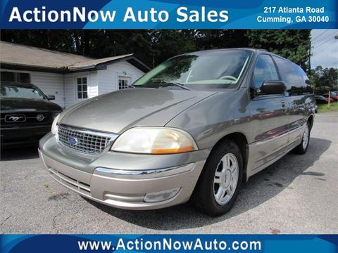 2002 Ford Windstar for sale in Cumming, GA