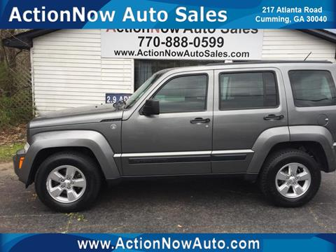 2012 Jeep Liberty for sale in Cumming, GA