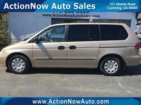 1999 Honda Odyssey for sale in Cumming, GA