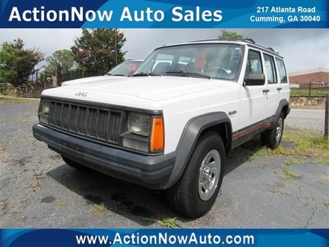 1995 Jeep Cherokee for sale in Cumming, GA
