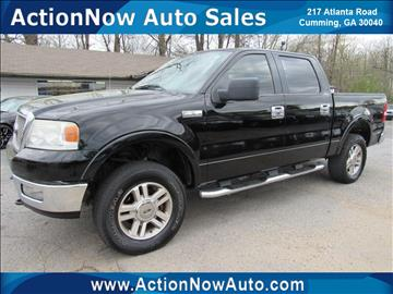 2005 Ford F-150 for sale in Cumming, GA