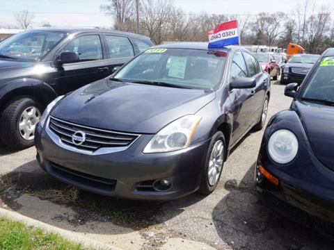 2011 Nissan Altima for sale at Pars Auto Sales Inc in Ypsilanti MI