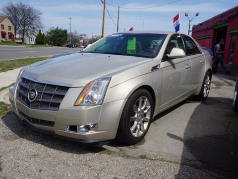 2008 Cadillac CTS for sale at Pars Auto Sales Inc in Ypsilanti MI
