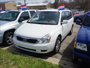 2012 Kia Sedona for sale at Pars Auto Sales Inc in Ypsilanti MI