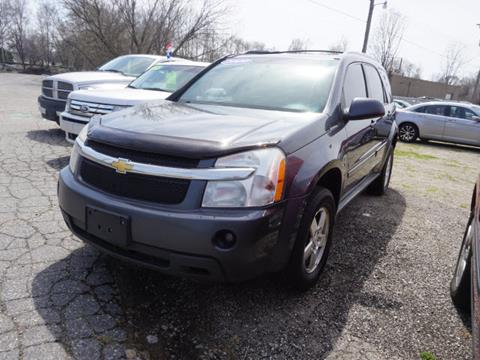 2009 Chevrolet Equinox for sale at Pars Auto Sales Inc in Ypsilanti MI
