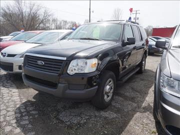2006 Ford Explorer for sale at Pars Auto Sales Inc in Ypsilanti MI