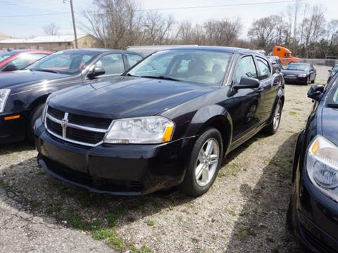 2009 Dodge Avenger for sale at Pars Auto Sales Inc in Ypsilanti MI