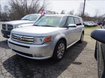 2010 Ford Flex for sale at Pars Auto Sales Inc in Ypsilanti MI