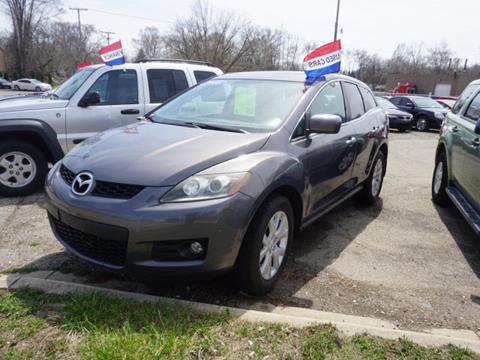 2008 Mazda CX-7 for sale at Pars Auto Sales Inc in Ypsilanti MI