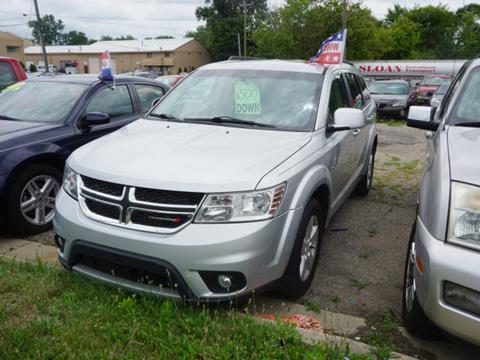 2011 Dodge Journey for sale at Pars Auto Sales Inc in Ypsilanti MI