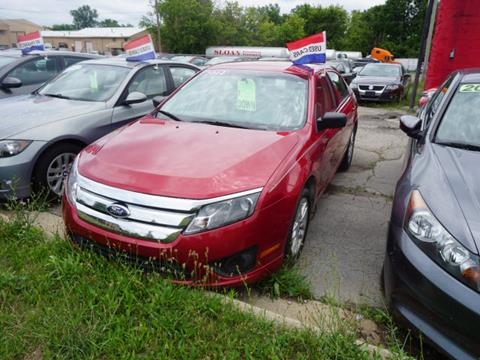 2012 Ford Fusion for sale at Pars Auto Sales Inc in Ypsilanti MI
