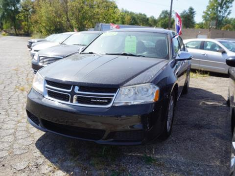 2012 Dodge Avenger for sale at Pars Auto Sales Inc in Ypsilanti MI