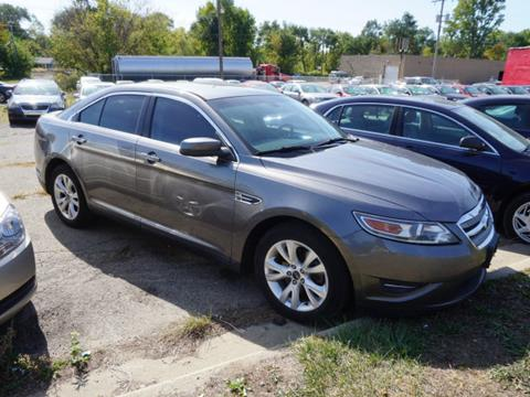 2011 Ford Taurus for sale at Pars Auto Sales Inc in Ypsilanti MI