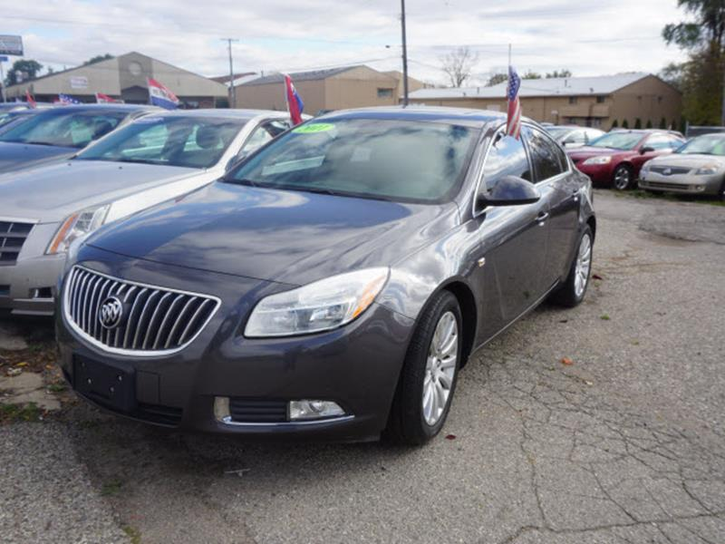 american sale for limited buick cars