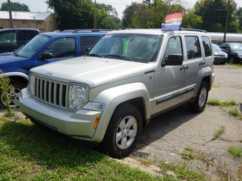 2009 Jeep Liberty For Sale At Pars Auto Sales Inc In Ypsilanti MI