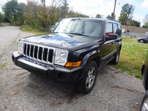 2009 Jeep Commander for sale in Ypsilanti, MI