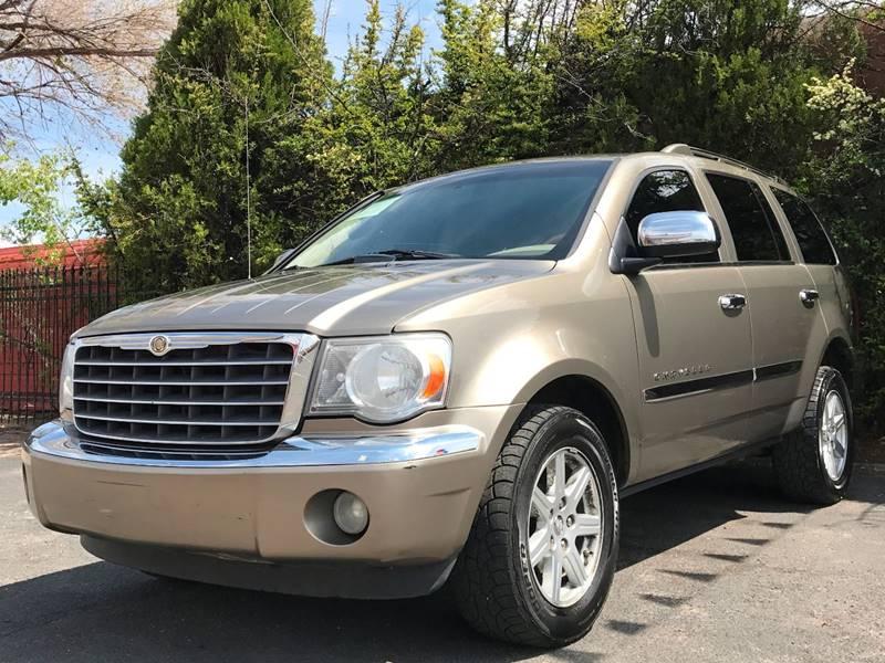 2007 Chrysler Aspen 4x4 Limited 4dr SUV - Sante Fe NM
