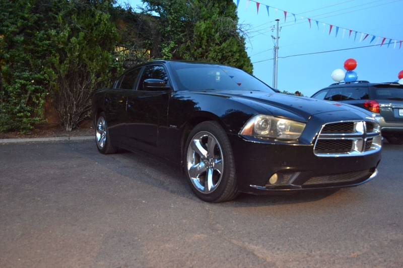 2012 Dodge Charger R/T Road and Track 4dr Sedan - Sante Fe NM