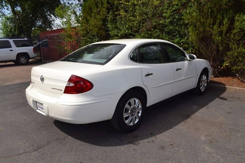 2006 Buick LaCrosse CX 4dr Sedan w/ Side Curtain Airbag Delete - Sante Fe NM