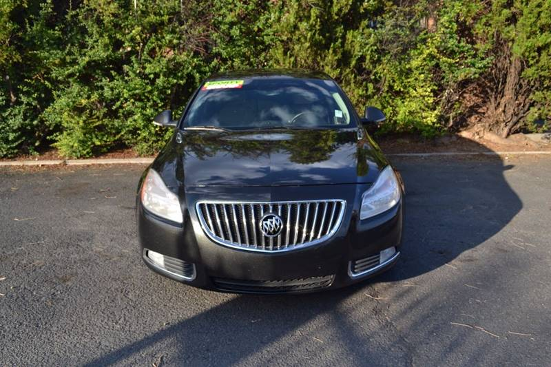 2013 Buick Regal Premium 1 4dr Sedan Turbo - Sante Fe NM