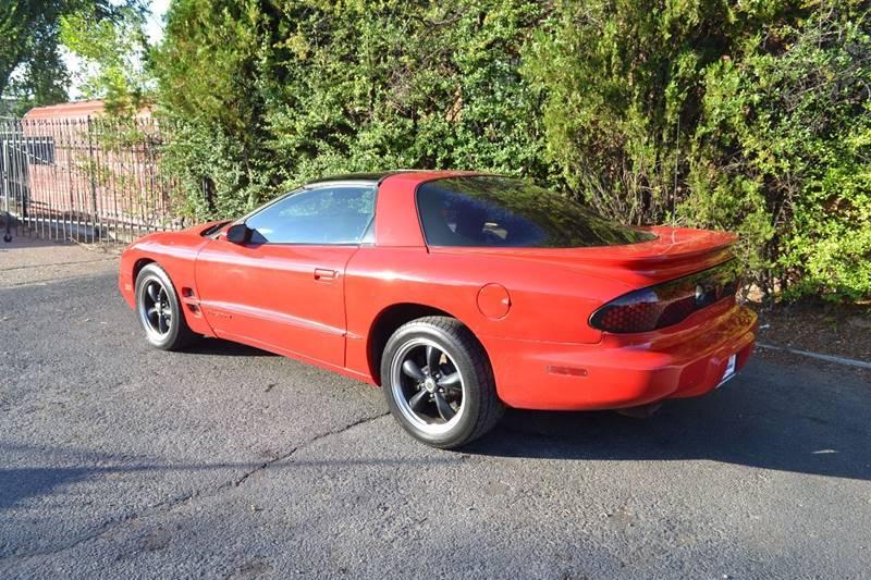 2001 Pontiac Firebird 2dr Hatchback - Sante Fe NM