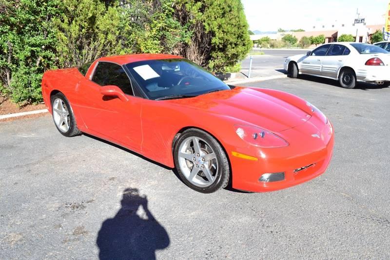 2005 Chevrolet Corvette 2dr Coupe - Sante Fe NM