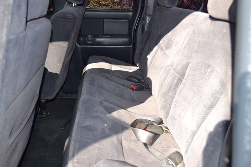2002 Chevrolet Silverado 1500 4dr Extended Cab LS 2WD SB - Sante Fe NM