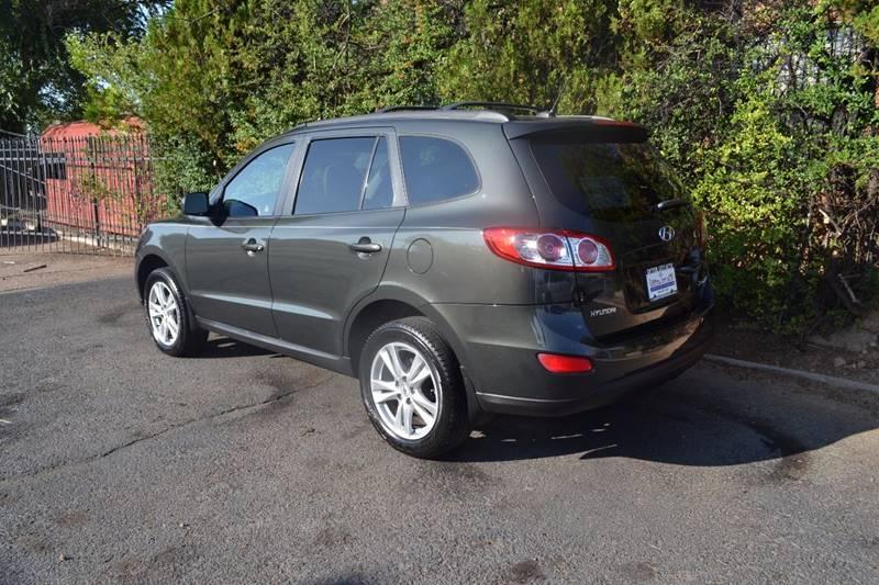 2010 Hyundai Santa Fe AWD SE 4dr SUV - Sante Fe NM