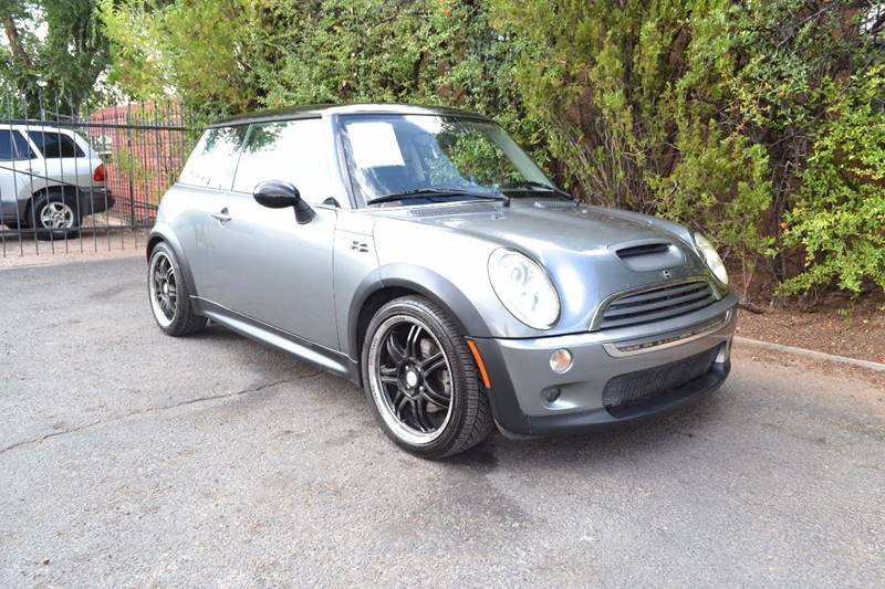 2006 MINI Cooper S 2dr Hatchback - Sante Fe NM