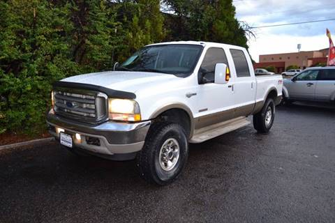 2004 Ford F-250 Super Duty for sale in Sante Fe, NM