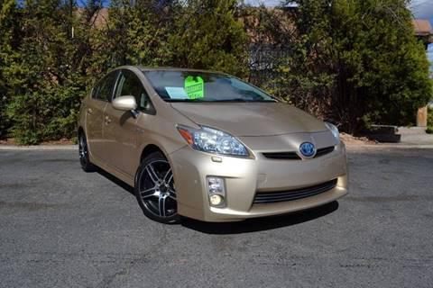2010 Toyota Prius For Sale At Capitol City Auto In Sante Fe NM