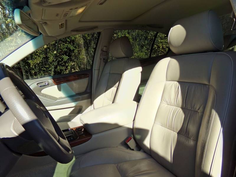 2000 Lexus GS 300 4dr Sedan - Sante Fe NM