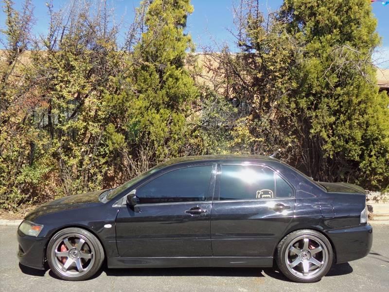 2003 Mitsubishi Lancer Evolution AWD 4dr Turbo Sedan - Sante Fe NM