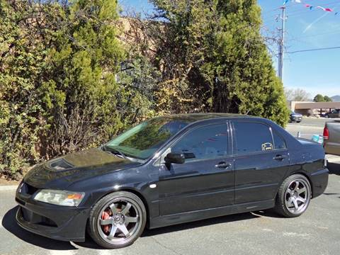 Elegant 2003 Mitsubishi Lancer Evolution For Sale In Sante Fe, NM