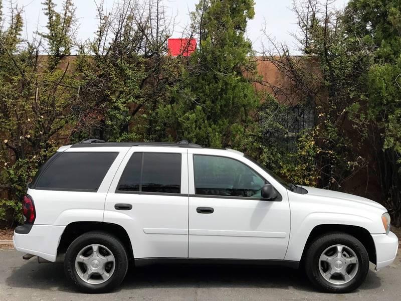 2008 Chevrolet TrailBlazer 4x4 LS Fleet1 4dr SUV - Sante Fe NM