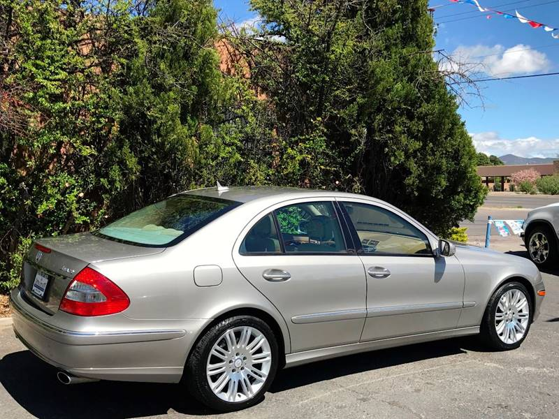 2008 Mercedes-Benz E-Class AWD E 350 4MATIC 4dr Sedan - Sante Fe NM