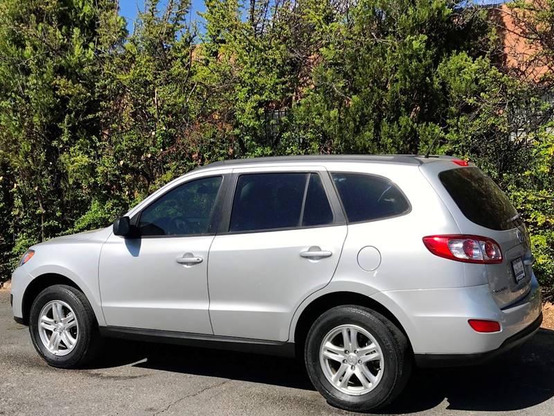 2012 Hyundai Santa Fe GLS 4dr SUV 6A - Sante Fe NM