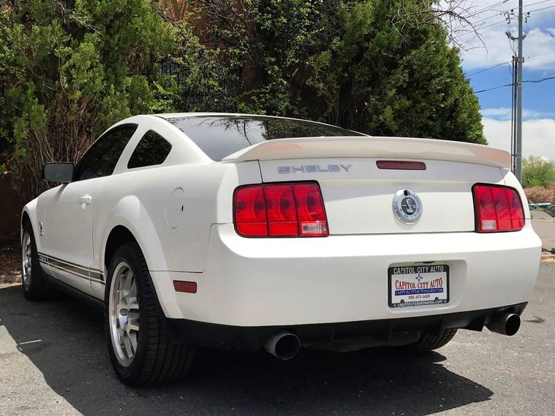 2008 Ford Shelby GT500 2dr Coupe - Sante Fe NM
